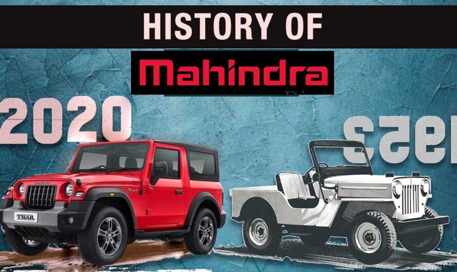 CJ3 എന്ന ജീപ്പിൽ തുടങ്ങി താർ 2020 വരെ എത്തിനിൽക്കുന്ന മഹീന്ദ്രയുടെ വാഹനങ്ങൾ